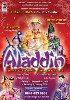 2009's Aladdin in Newcastle