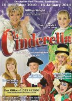 2010's Cinderella in Eastbourne