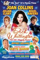 2010's Dick Whittington in Birmingham starring Joan Collins